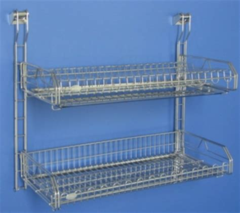 Wall Dish Drying Rack by Wall Mounted Dish Drying Rack Singapore Kitchen With