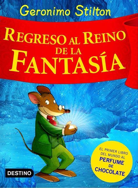 libro en el reino de aprendiendo lengua geronimo stilton regreso al reino de la fantas 205 a