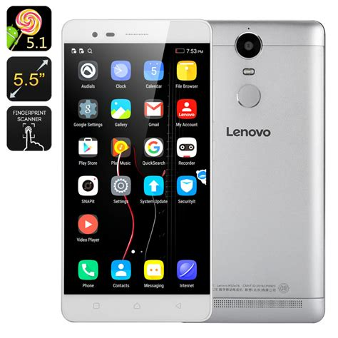 Lenovo K5 Hd Garansi Resmi lenovo k5 note smartphone 5 5 inch hd display epic 3500mah battery dolby atmost audio