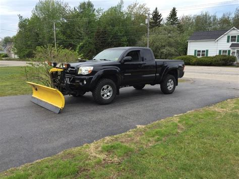 Snow Plow For Toyota Tacoma Feeler Plow For Sale Tacoma World