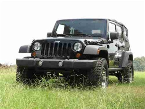 Jeep Rubicon 4 Door Soft Top Sell Used 2010 Jeep Rubicon 4x4 Unlimited 4 Door Soft Top