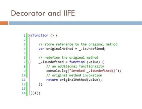 javascript pattern code javascript iife pattern phpsourcecode net