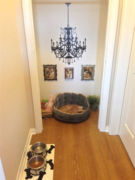 dog decorations for home hall closet into a dog room for the home pinterest