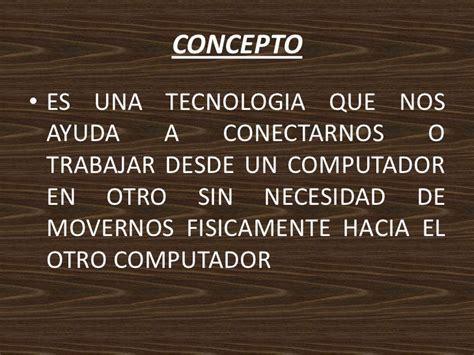 conexion a escritorio remoto conexion a escritorio remoto