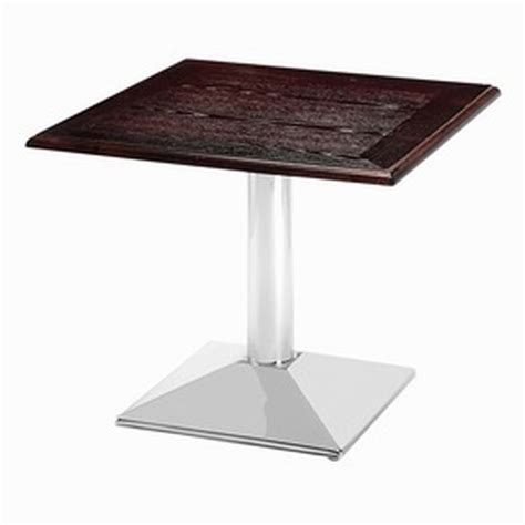 chrome pyramid coffee table bar furniture by trent furniture
