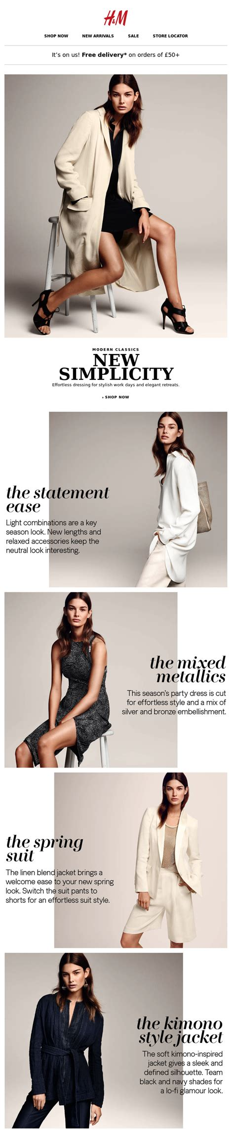 38 best images about fashion newsletters on zara home email newsletter templates the 5 things zara and h m successful edited