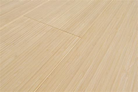 engineered bamboo flooring vertical bleached wide plank
