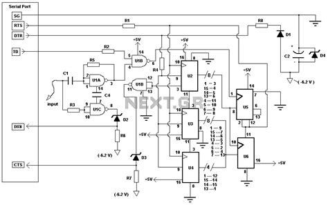 capacitor discharge hazard gt circuits gt cdi capacitor discharge ignition circuit l23708 next gr