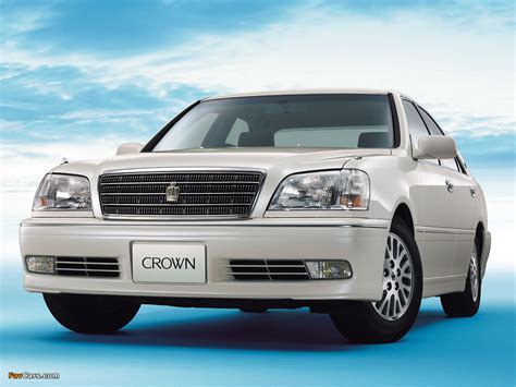Toyota Crown Zero 2003 Toyota Crown Royal 3 0 Related Infomation