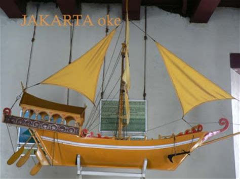 Batu Sualiman Gambar Kapal Layar jakarta oke perahu lancang kuning