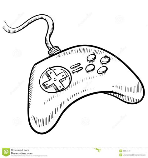 doodle ps2 free coloring pages of xbox one controller