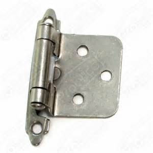 self closing hinges for kitchen cabinets 20 satin nickel flush hinges self closing kitchen cabinet