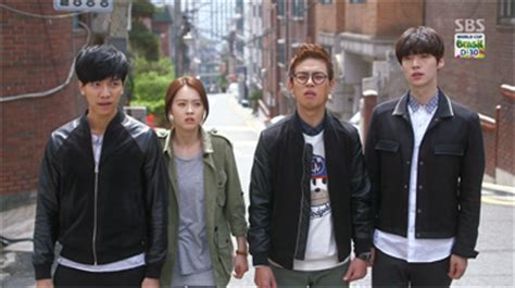 Drama Korea You Re All Surrounded all about korean drama you re all surrounded