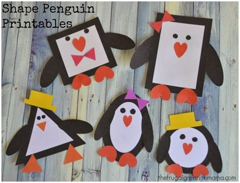 penguin arts and crafts projects 1000 ideas about penguin craft on crafts