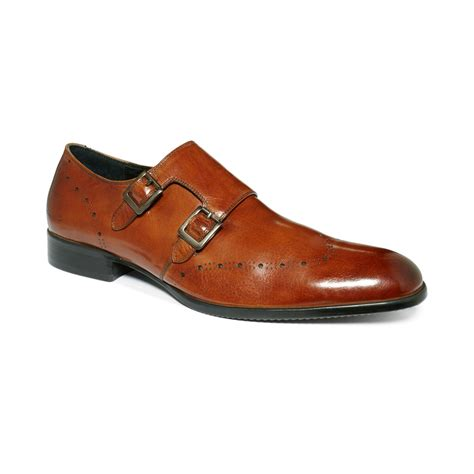 kenneth cole brown shoes kenneth cole well suited monk shoes in brown