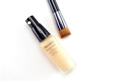 Shiseido Liquid Foundation shiseido synchro skin lasting liquid foundation review