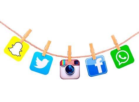 imagenes de redes sociales instagram facebook y twitter 191 son las 250 nicas redes sociales que
