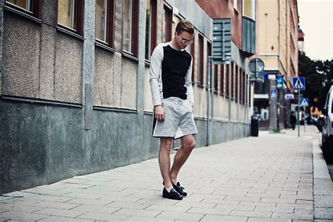 loafers shorts gustav brostr 246 m h m sweat h m shorts alfred sargent