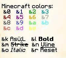 auf minecraft servern text markieren und f 228 rben chat