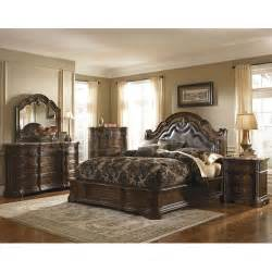 Bedroom Sets Furniture Courtland Platform Bedroom Set Pulaski Furniture