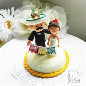Wedding Cake Toppers Mexico