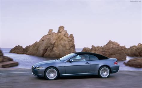 2004 Bmw 645ci Convertible by Bmw 645ci Convertible 2004 Widescreen Car Picture