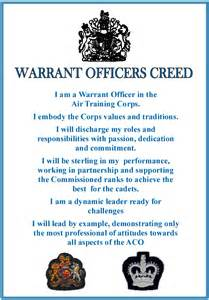 wo s creed 171 warrantofficers org