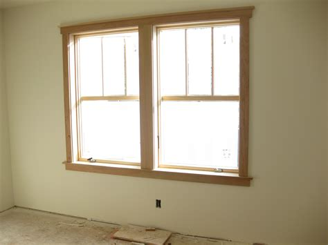 interior window designs window trim using the interior ideas info home and