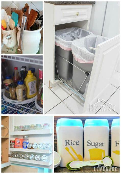 20 genius storage hacks for the kitchen diy cozy home 30 genius kitchen storage hacks ideas making lemonade