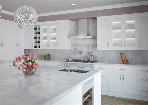 Refacing Old Kitchen Cabinets Shaker Cabinets For Your Kitchen Remodeling Project