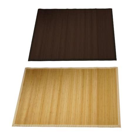 bambus teppich bambusteppich teppich aus bambuslamellen mit