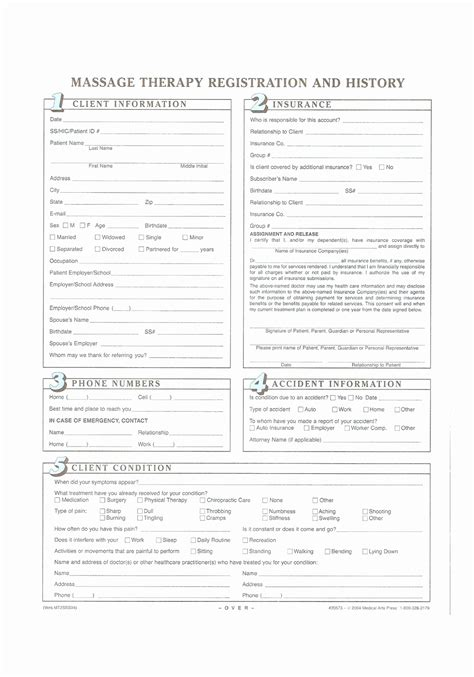 client intake form therapy template 12 client intake form therapy template yuprt