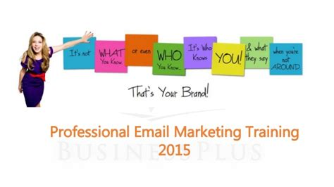 Marketing Classes 1 by Email Marketing