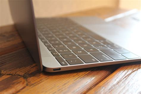Keyboard Laptop Macbook review the new 12 inch macbook is a laptop without an