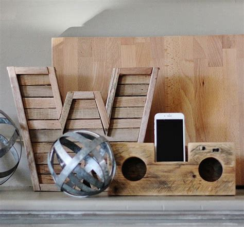 diy speaker projects diy wood speaker no electricity needed thistlewood farm