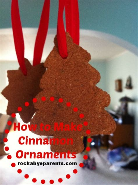 how to create the scent of christmas with cinnamon