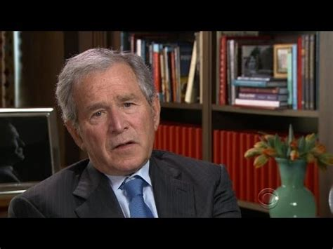 george w bush shocked saddam hussein didn t believe he would invade george w bush on saddam hussein s defiance youtube