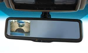 Acura Mdx Rear View Mirror Car And Driver