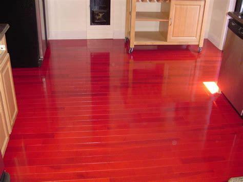 Cherry hardwood floor restore, Long Island NY   Advanced