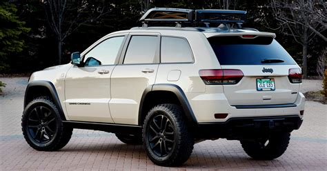 jeep grand cherokee custom mopar adding huge jeep upgrade options cherokee