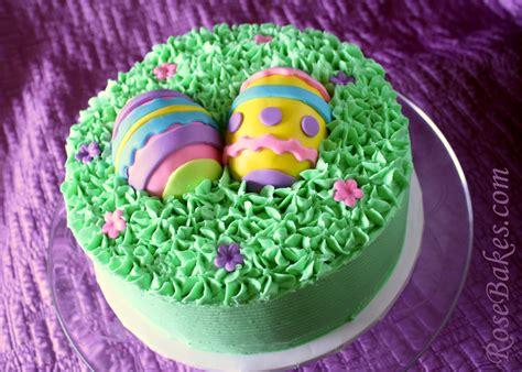 easter egg cakes recipe dishmaps