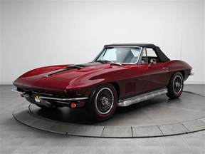 1967 chevrolet corvette sting l88 427 convertible c 2