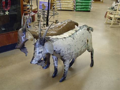 western theme outdoor home decor at ark country store in