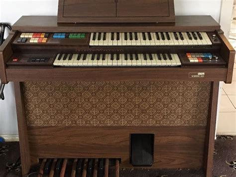 Electric Organ electric organ gem wizard 325 in hazel grove manchester