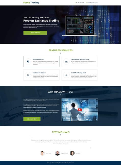 Landing Page Templates Pictures Inspiration Resume Ideas Namanasa