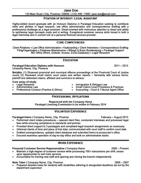 Attorney Assistant Sle Resume by Resume For Lawyer Assistant 28 Images Personal Injury Paralegal Resume Sle Recentresumes
