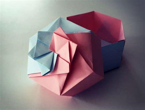 Origami En - bo 238 te en origami la fabrique diy