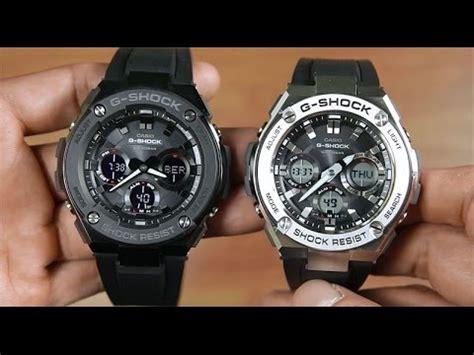 Casio G Shock Gst S100g 1b Gshock Gst100g 1b Original Bergaransi casio g steel gst s100g 1b vs gst s110 1a to