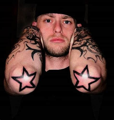 star tattoos on forearm for men designs for in 2015 collections