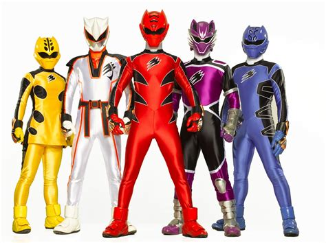 Jungle Fury Power Rangger Ranking Every Power Rangers From Classic Series